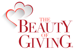 the beauty of giving