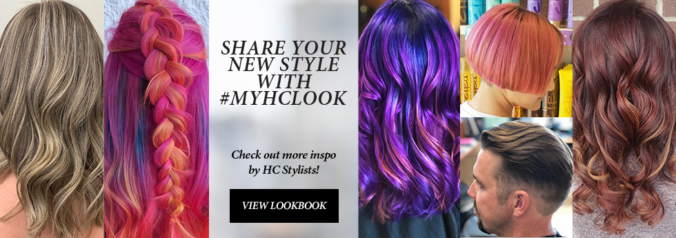 Change It Up #MYHCLOOK