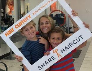 Share-A-Haircut Tampa Bay