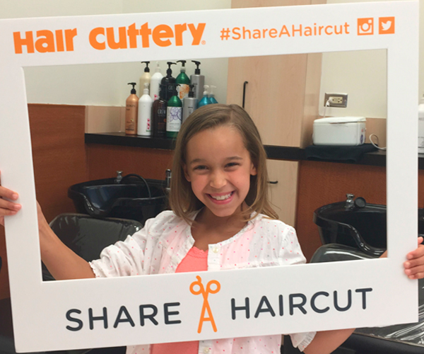 #ShareAHaircut Gallery