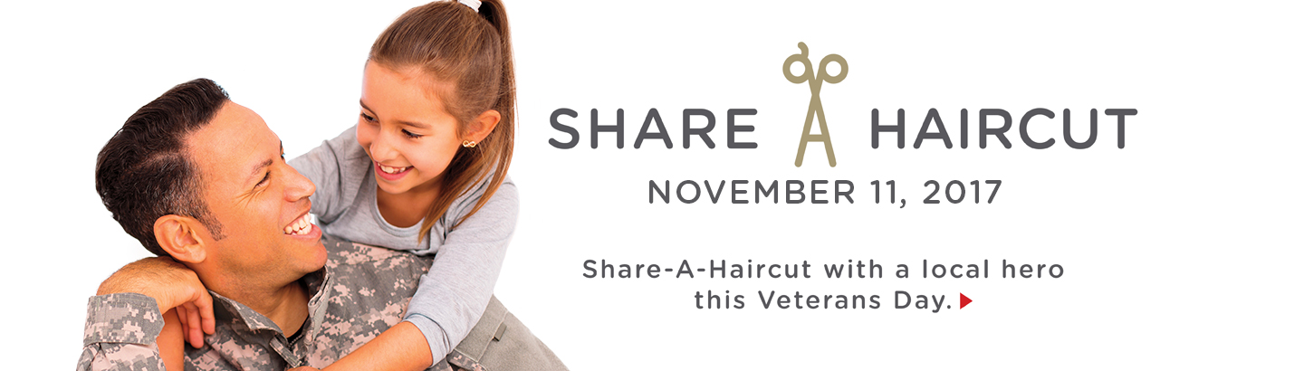 Share-A-Haircut: August 1-15, 2016